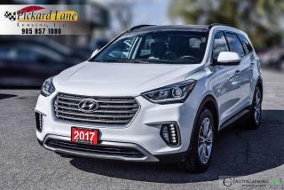 Used 2017 Hyundai Santa Fe XL Luxury ONE OWNER | ONTARIO VEHICLE for sale in Bolton, ON