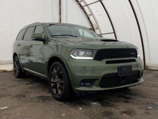 Used 2019 Dodge Durango DVD, POWER SUNROOF, BLIND SPOT DETECTION, TRAILER TOW GROUP for sale in Ottawa, ON