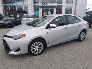 Used 2019 Toyota Corolla LE for sale in Port Coquitlam, BC