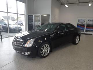 Used 2008 Cadillac CTS Avec 1SB for sale in Rouyn-Noranda, QC