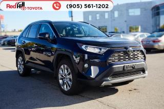 Used 2019 Toyota RAV4 LIMITED  for sale in Hamilton, ON
