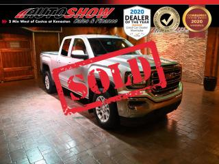 Used 2019 GMC Sierra 1500 Z71 4x4 - R.Start, Wifi, CarPlay & Android Auto !! for sale in Winnipeg, MB
