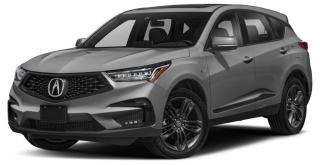 New 2021 Acura RDX A-Spec for sale in Burlington, ON