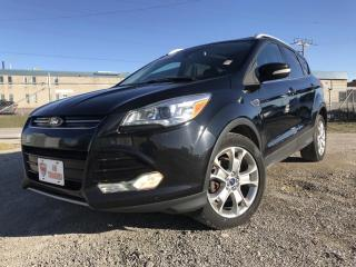 Used 2016 Ford Escape Titanium for sale in Barrie, ON