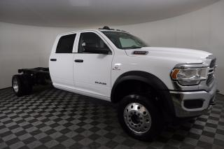 New 2020 RAM 5500 Chassis Tradesman/SLT CREW CAB 5500 CAB & CHASSIS for sale in Huntsville, ON