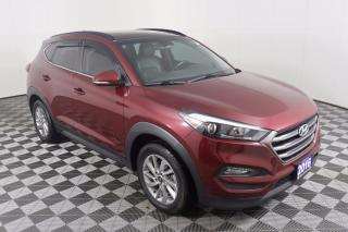 Used 2016 Hyundai Tucson Luxury AWD, NAVIGATION, APPLE CARPLAY & ANDROID AUTO for sale in Huntsville, ON