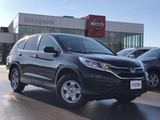 Used 2016 Honda CR-V LX Heated seats, Bluetooth for sale in Midland, ON