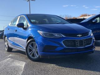 Used 2016 Chevrolet Cruze LT Auto HEATED SEATS, BLUETOOTH for sale in Midland, ON