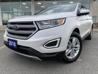 Used 2018 Ford Edge SEL AWD for sale in Carleton Place, ON