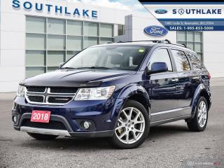 Used 2018 Dodge Journey GT for sale in Newmarket, ON