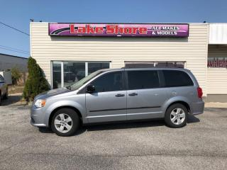 Used 2014 Dodge Grand Caravan SE/SXT SE LOCAL TRADE for sale in Tilbury, ON