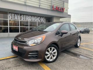 Used 2016 Kia Rio EX for sale in Chatham, ON