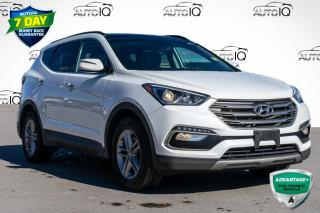 Used 2017 Hyundai Santa Fe Sport 2.4 SE AWD LEATHER INTERIOR for sale in Innisfil, ON