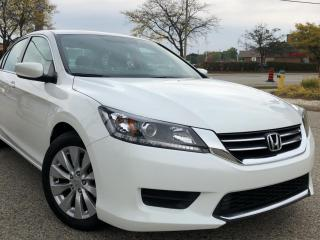 Used 2014 Honda Accord Sedan 4dr I4 CVT LX for sale in Waterloo, ON