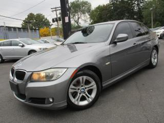 Used 2011 BMW 3 Series 323i ~ SUNROOF ~ AUTOMATIC ~ LOW KMS ~ 117KMS for sale in Burlington, ON