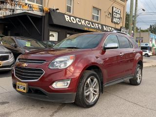 Used 2016 Chevrolet Equinox Awd 4dr Ltz for sale in Scarborough, ON