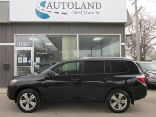 Used 2009 Toyota Highlander V6 Sport for sale in Winnipeg, MB