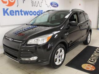 Used 2015 Ford Escape SE | 4WD | NAV | Sunroof | 2.0L Engine | for sale in Edmonton, AB