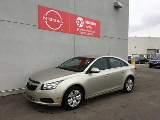 Used 2013 Chevrolet Cruze LT Turbo 4dr FWD Sedan for sale in Edmonton, AB