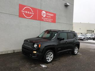 Used 2015 Jeep Renegade North 4dr 4WD Sport Utility for sale in Edmonton, AB