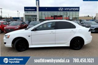 Used 2010 Mitsubishi Lancer SE/SUNROOF/HEATED SEATS/BACK UP CAM for sale in Edmonton, AB