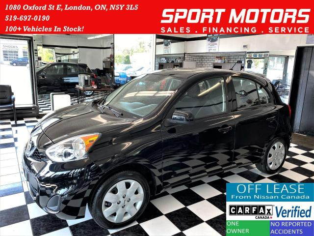 2016 Nissan Micra S+A/C+New Tires & Brakes+ACCIDENT FREE