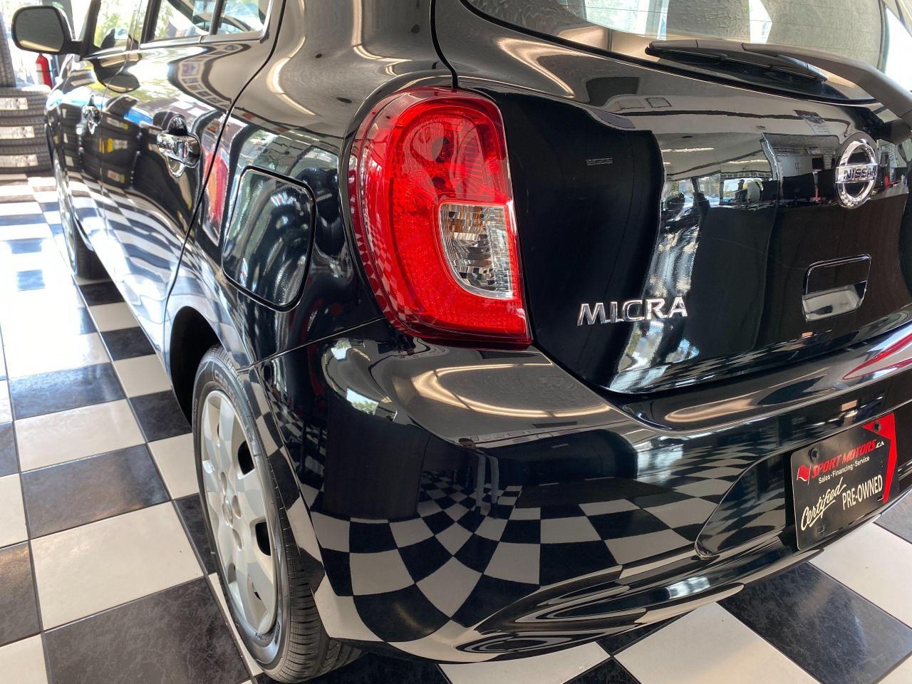 2016 Nissan Micra
