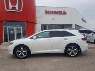 Used 2016 Toyota Venza 4DR WGN V6 AWD for sale in Winnipeg, MB