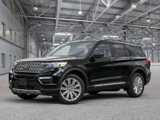 New 2020 Ford Explorer LIMITED for sale in Aurora, ON