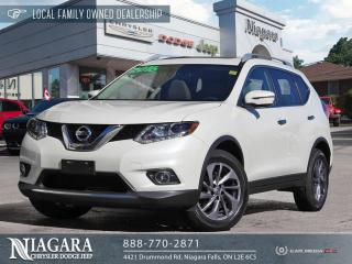 Used 2016 Nissan Rogue SL for sale in Niagara Falls, ON