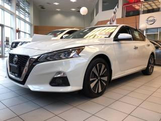 Used 2019 Nissan Altima 2.5 SV Sedan for sale in Surrey, BC