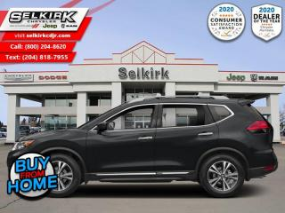Used 2019 Nissan Rogue AWD SV - Heated Seats for sale in Selkirk, MB