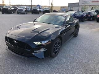 Used 2020 Ford Mustang GT PREMIUM,LEATHER,NAV,MBRP EXHAUST for sale in Slave Lake, AB