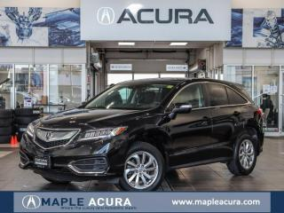Used 2018 Acura RDX Tech, Acura Certified 7/160km warranty, No Acciden for sale in Maple, ON