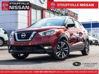 Used 2019 Nissan Kicks SV  Backup CAM  Android  Apple  Clean Carfax  XM for sale in Stouffville, ON