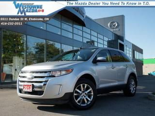Used 2013 Ford Edge LIMITED  - Leather Seats -  Bluetooth for sale in Toronto, ON