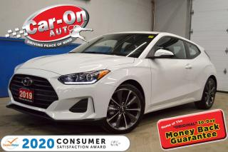 Used 2019 Hyundai Veloster AUTOMATIC only 7,000km for sale in Ottawa, ON