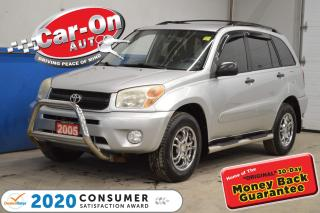 Used 2005 Toyota RAV4 AWD SUPER CLEAN !!! for sale in Ottawa, ON