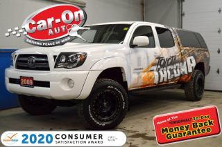 Used 2009 Toyota Tacoma V6 TRD OFF-ROAD DBL CAB 4X4 LEATHER for sale in Ottawa, ON