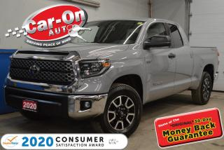 Used 2020 Toyota Tundra TRD OFF ROAD 4X4 for sale in Ottawa, ON