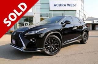 Used 2016 Lexus RX 350 for sale in London, ON