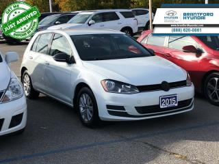 Used 2015 Volkswagen Golf - $82 B/W for sale in Brantford, ON