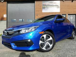 Used 2017 Honda Civic LX coupé manuelle,bas km(((impeccable))) for sale in St-Henri-de-Levis, QC