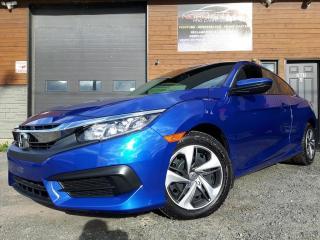 Used 2017 Honda Civic LX coupé manuelle,bas km(((impeccable))) for sale in St-Henri-de-Levis, QC