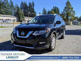 Used 2019 Nissan Rogue AWD SV  -  - Air - Cruise - $169 B/W for sale in Langley, BC