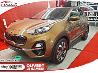 Used 2020 Kia Sportage *EX*CAMÉRA*BLUETOOTH*TOIT* for sale in Québec, QC