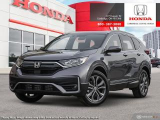 New 2020 Honda CR-V Sport APPLE CARPLAY™ & ANDROID AUTO™ | REMOTE ENGINE STARTER | IDLE STOP for sale in Cambridge, ON