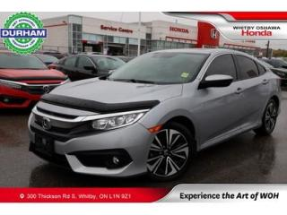 Used 2017 Honda Civic w/Honda Sensing for sale in Whitby, ON