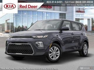 New 2021 Kia Soul LX for sale in Red Deer, AB