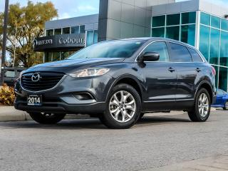 Used 2014 Mazda CX-9 GS for sale in Cobourg, ON